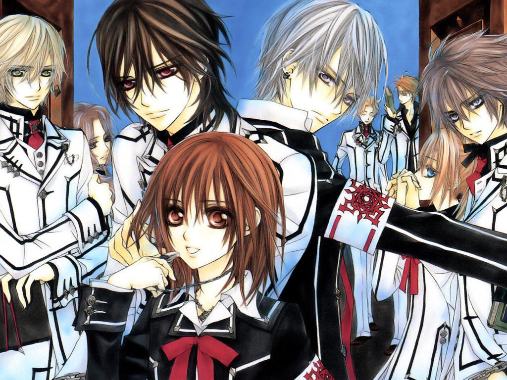 Top 10 vampire anime