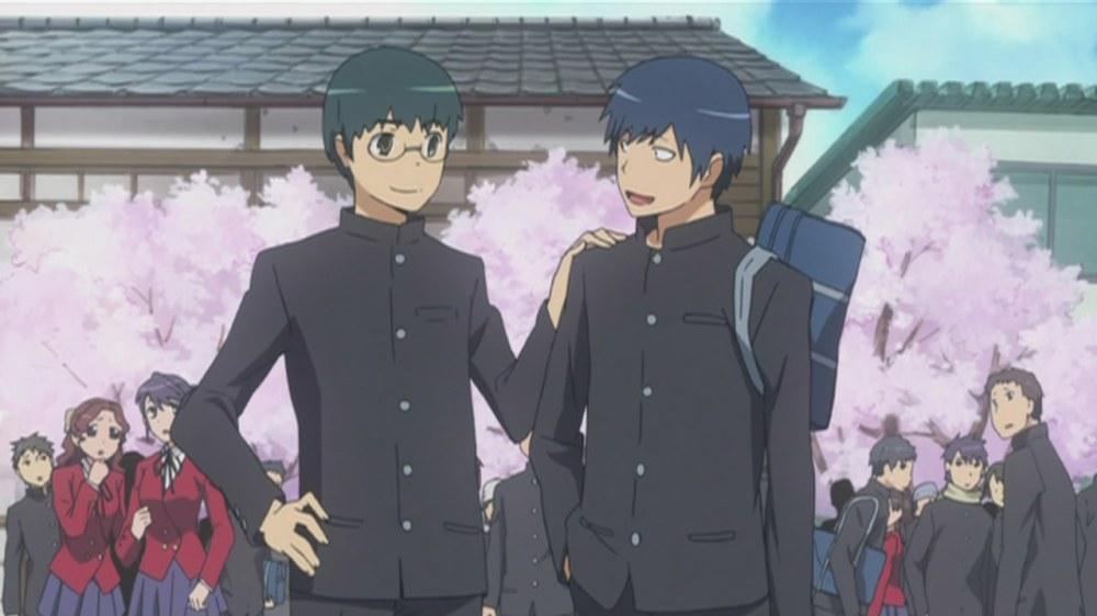 1 episode Toradora anime