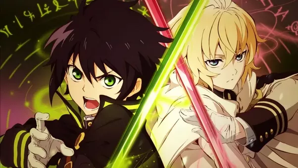 anime tv shows Vampire