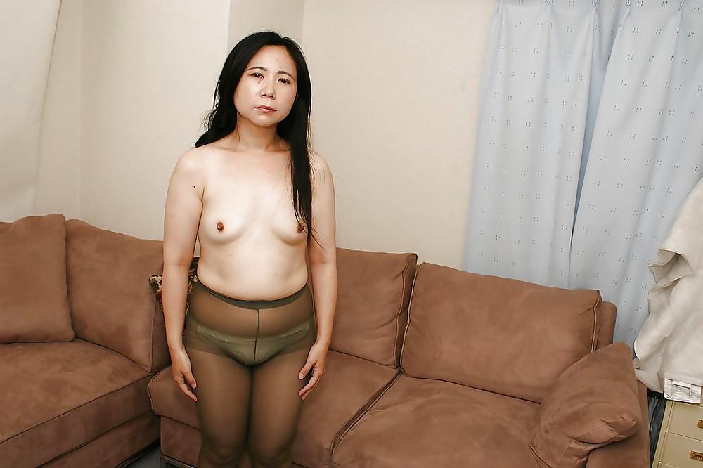 Woman asian panties classic